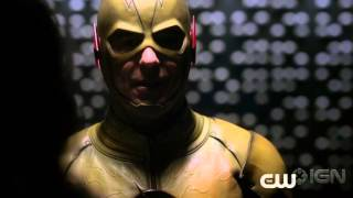 the flash cisco wells and reverse flash