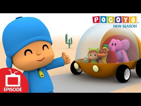 Thumbnail: Pocoyo - Are we there yet? (S04E14) NEW EPISODES