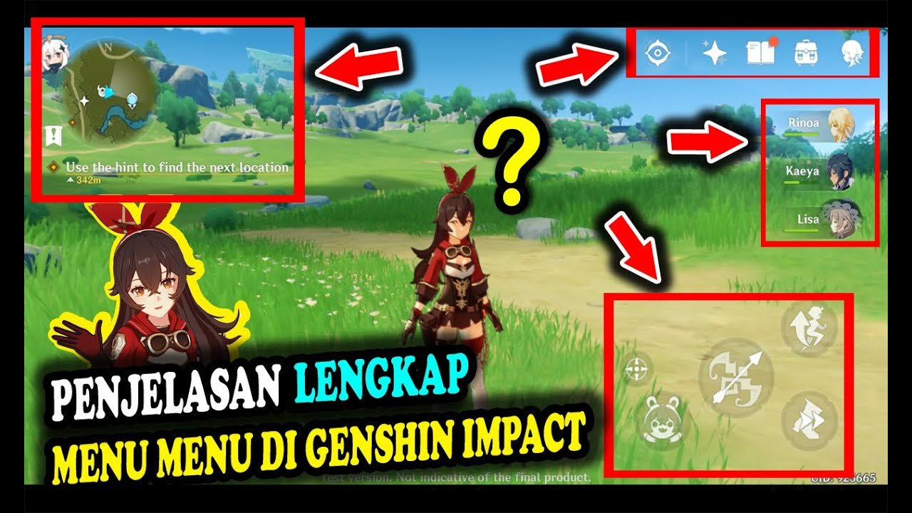 Graphic Genshin Impact Pc Vs Genshin Impact Android Full Hd 60fps 1080p Who Is The Best Indonesia Youtube