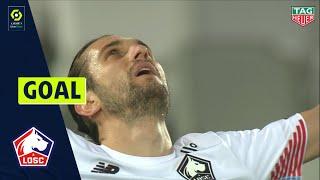 Goal Yusuf YAZICI (54' - LOSC LILLE) FC GIRONDINS DE BORDEAUX - LOSC LILLE (0-3) 20/21