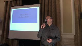 An Afternoon With Simon Parkes - Newcastle upon Tyne - 29.11.2015 - Part 1