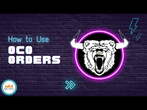 One Cancels Other Order - OCO Order Explained