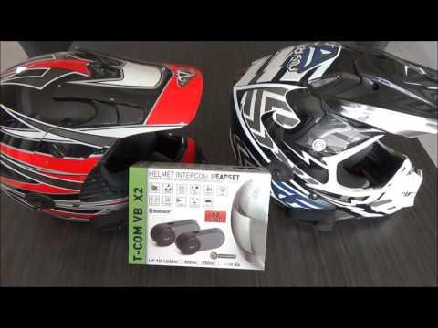 Review: T-Com VB X2 Helmet Intercom