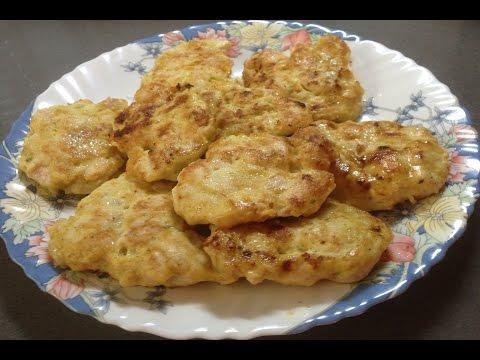 Рецепт: Рубленые куриные котлеты Нежные на