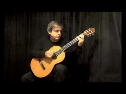 ELEANOR RIGBY   (The Beatles) classical guitar by Carlos Piegari