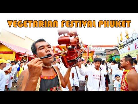 VEGETARIAN FESTIVAL PHUKET THAILAND - เทศกาลกินเจ ภูเก็ต