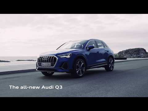 The All New Audi Q3