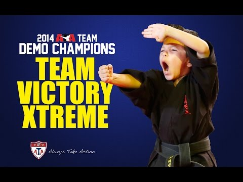 2014 ATA World Expo | Team Victory Xtreme