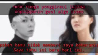 Loco 로꼬 & hwasa 화사 (마마무) – don't give it to me 주지마 / LIRIK TERJEMAHAN INDONESI