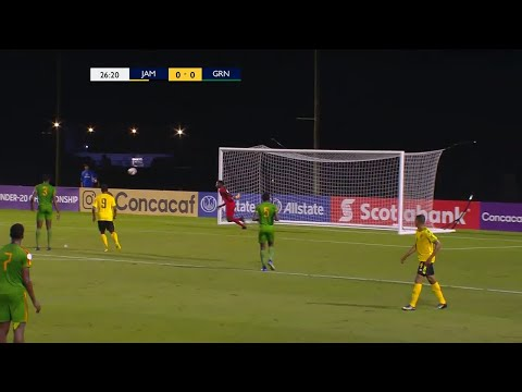 Highlights: Jamaica 1-0 Grenada