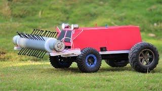 How To Make a Car - Battlebot car