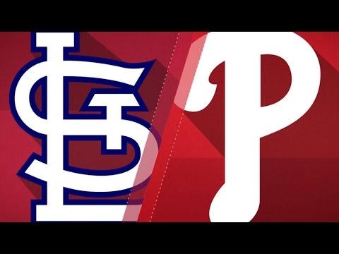 6/20/17: Cardinals' seven-run 11th downs Phillies