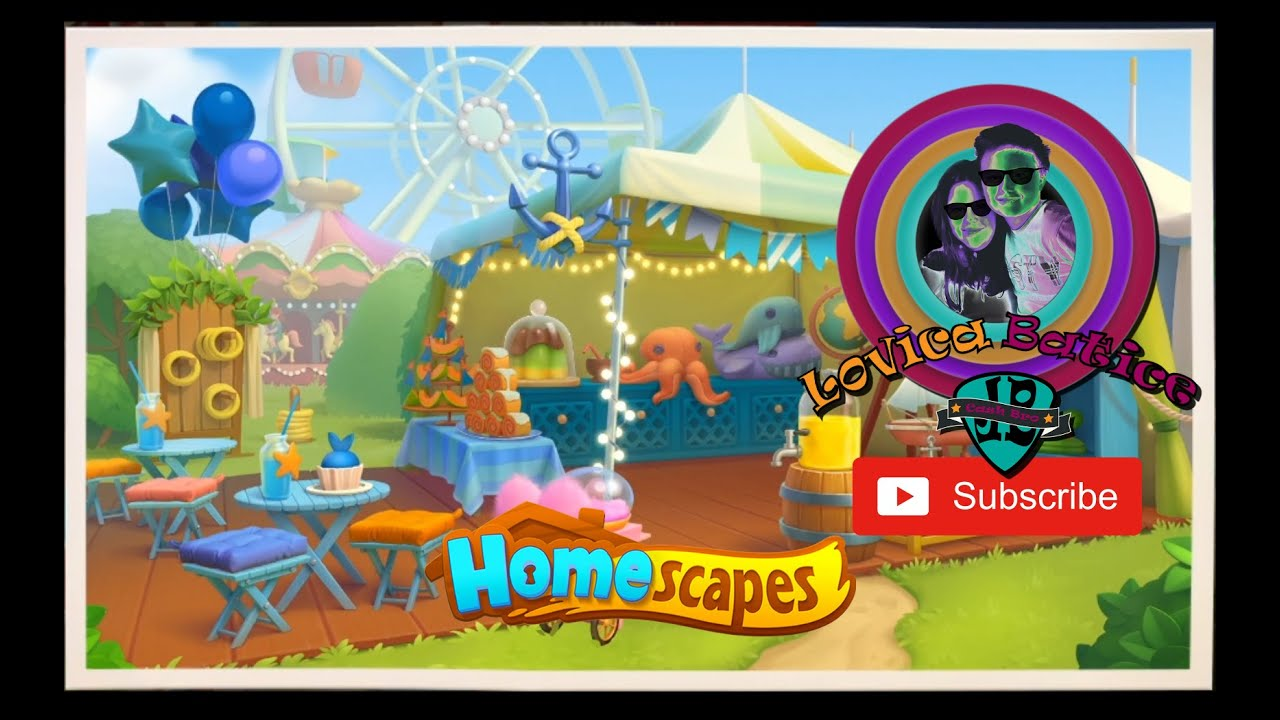Homescapes Help Austin S Family Set Up A Fair Booth All Decorations Renovations Whole Story Youtube