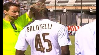 The Day Balotelli Substituted & IMMEDIATELY Changed The Game