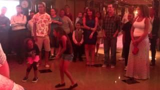 Kayla Kay & Alina Babeans Carnival Cruise 2013
