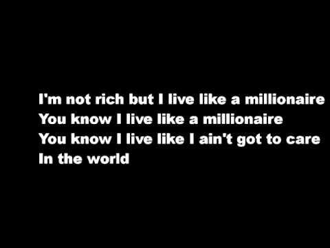 I'm not rich   The King's Son ft Blacko  LYRICS 1