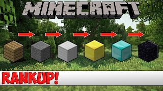 Minecraft Plugin Tutorial - Rankup