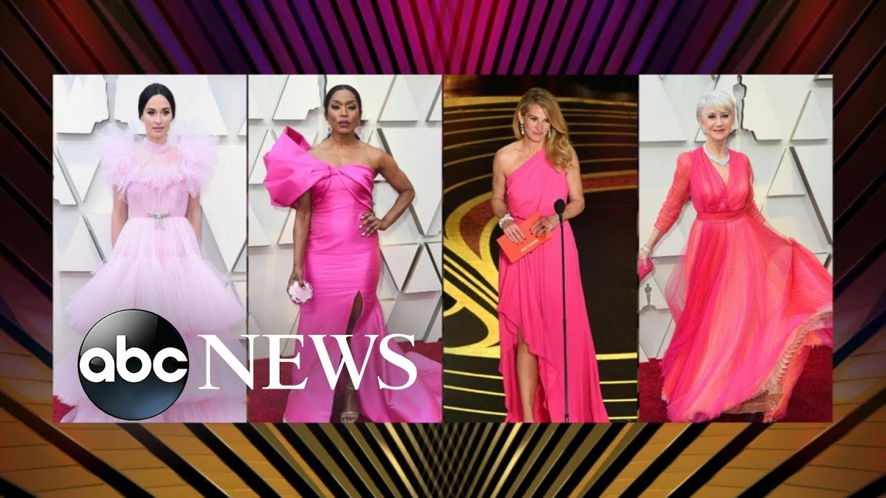 Best fashion moments from the 2019 Oscars red carpet