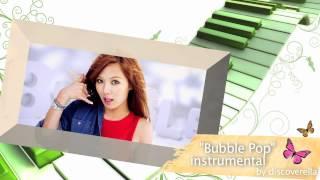 "[DL] ""Bubble Pop"" - Hyuna - Slow and cute instrumental"