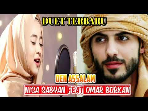 Duet terbaru Sabyan ft Omar Borkan #mobilestory