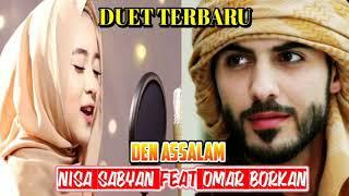 Gambar cover Duet terbaru Sabyan ft Omar Borkan #mobilestory