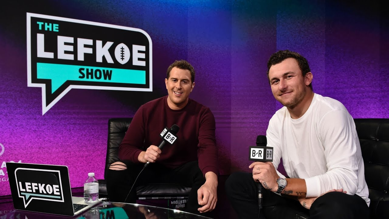 Johnny Manziel LIVE in Vegas! The Lefkoe Show