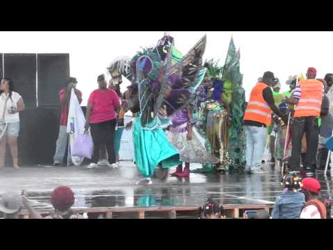 San Fernando City Corporation Kiddies Carnival - Feb. 16, 2015 - Trinidad & Tobago