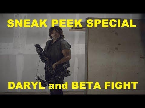 Download The Walking Dead Season 9 Episode 13 - Daryl and Beta BATTLE