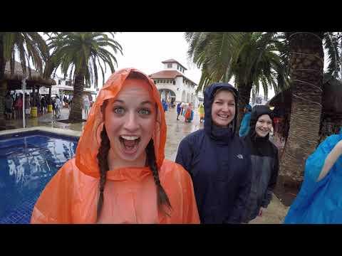 Carnival Valor - Galveston and Cozumel - 1-4-18