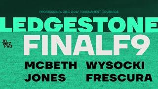 2019 DLIO | FINALF9 | McBeth, Wysocki, Frescura, Jones