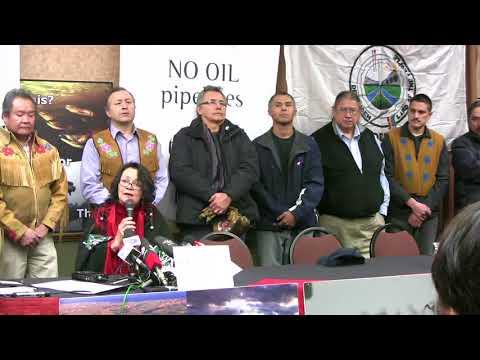 Pipeline Opposition