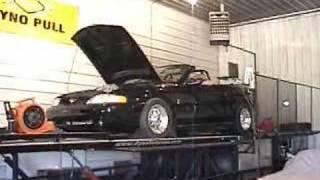 1995 Twin Turbo Mustang 1100+ RWHP