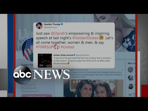 Download Youtube: Ivanka Trump's tweet on Oprah sparks backlash