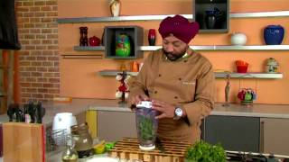 Pudina Chaas Recipe| Summer Cooler | Healthy Buttermilk Recipe | By Chef Harpal Singh