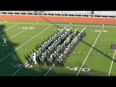 Livingston High School Band 2011 - UIL Region 10 Marching Contest