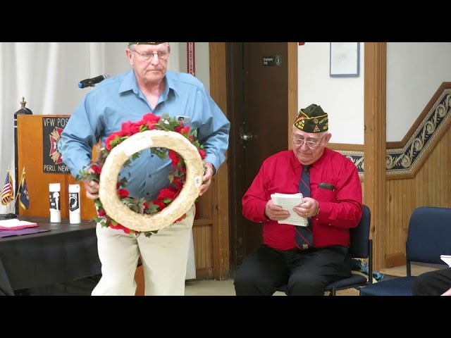 Memorial Day VFW Post 309  5-28-18