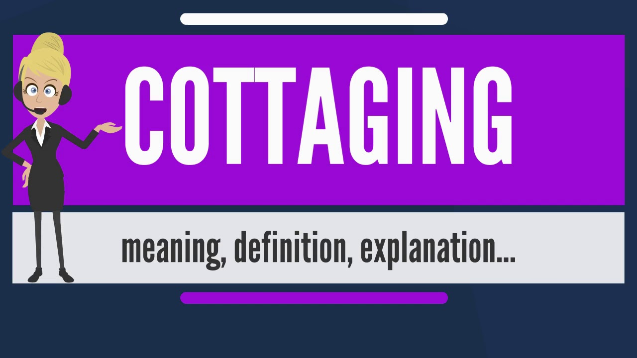 Straight cottaging