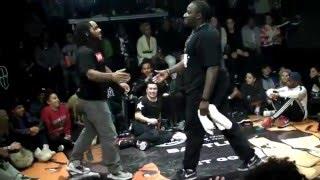 wai ji vs oz hip hop male battle esprit du cercle by sally sly
