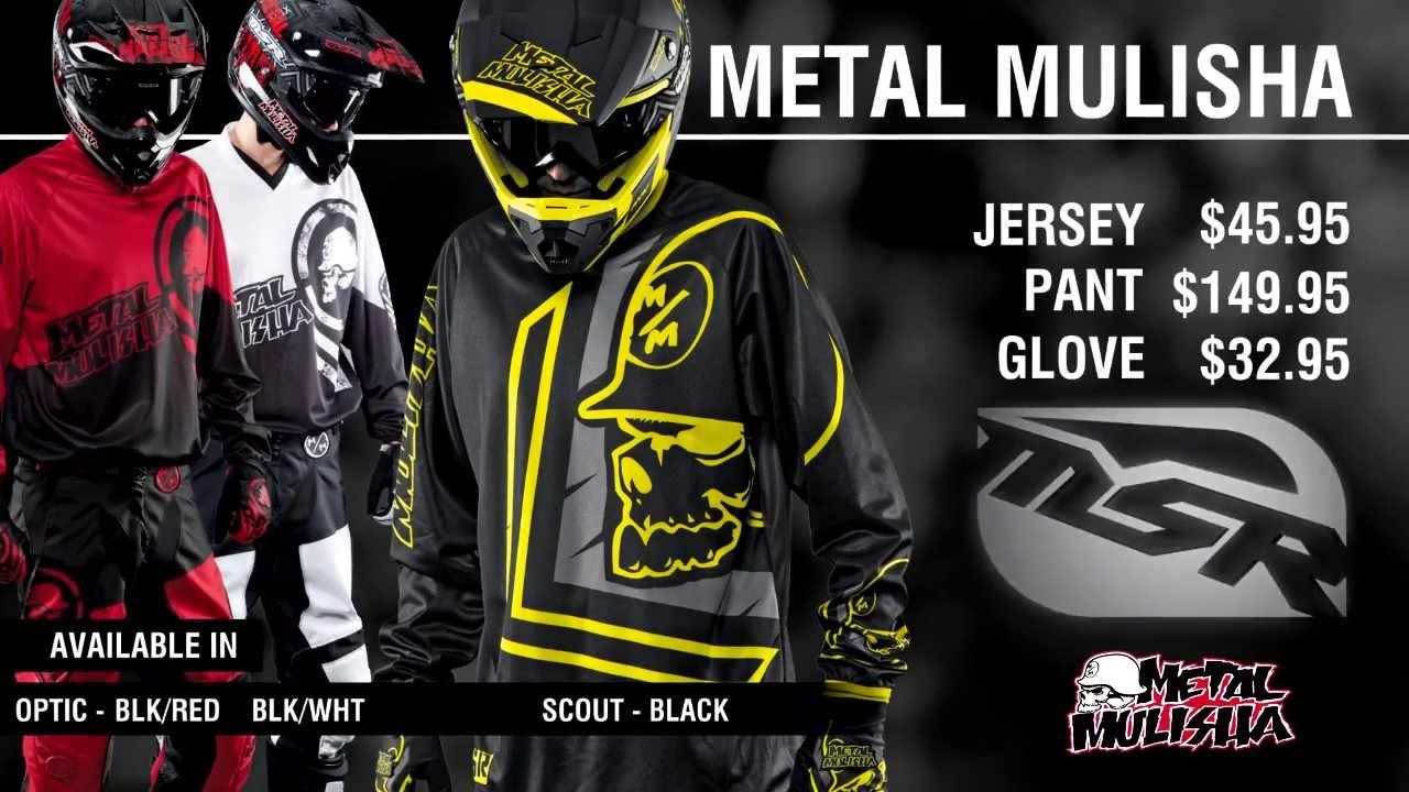 2014 MSR Metal Mulisha Gear - YouTube 8fccbe0582fa