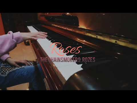 [Piano Cover] The Chainsmokers, Rozes - Roses [A.Y.Covers]