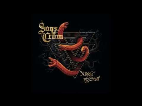 Sons of Crom -  Riddle of Steel (Full album 2014)