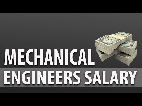 Mechanical Engineer salary | Job overview | Mechanical Engineering
