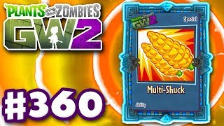 MULTI-SHUCK! New Corn Ability! - Plants vs. Zombies: Garden Warfare 2 - Gameplay Part 360 (PC)