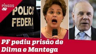 PF tentou prender Dilma Rousseff