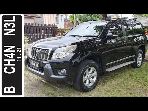 In Depth Tour Toyota Land Cruiser Prado [J150] (2010) - Indonesia