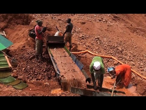 Tensions Rise In Cameroon Over Access To Gold Mines