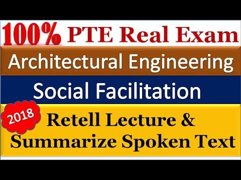 pte summarize spoken text pdf