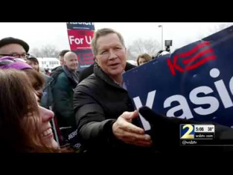 Carly Fiorinia, Chris Christie drop out of presidential race