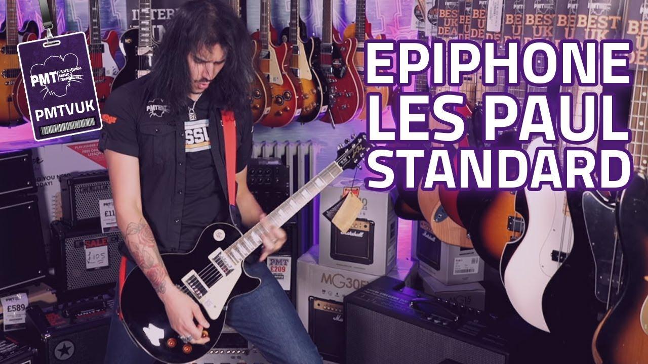 Epiphone Les Paul Standard Review