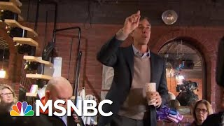 Beto O'Rourke Enters 2020 Race And Sends Message To Dems: Unite Against Trump | Deadline | MSNBC